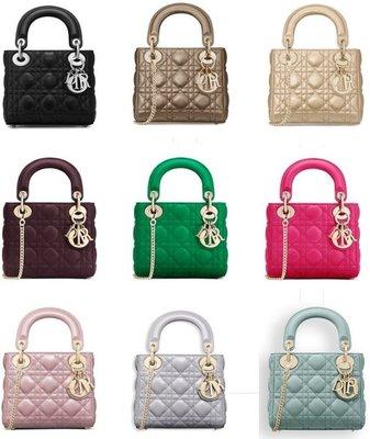 【BB歐洲代購】Dior 經典小包 Mini sac Lady