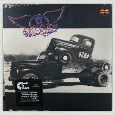 [英倫黑膠唱片Vinyl LP]  史密斯飛船/瞬間 (幫浦) Aerosmith / Pump