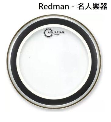 【名人樂器】AQUARIAN SX-12 鼓皮 Studio-X Clear 12