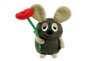 【秘密閣樓】日本Leo Lionni's Friends 田鼠阿佛 娃娃 玩偶 擺飾 磁鐵 日本代購