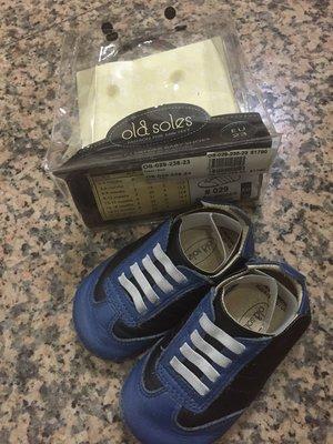 Old soles學步鞋23號