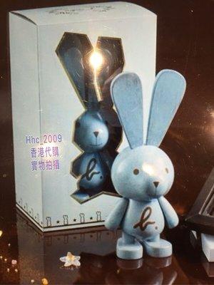 香港專櫃正品 Agnes b Delices b 可爱木质兔子公仔 限量