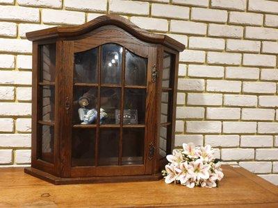 【卡卡頌 歐洲跳蚤市場/歐洲古董】德國老件 橡木雕刻  鄉村古典 小物  壁掛  裝飾  展示  壁櫃 sf0117✬