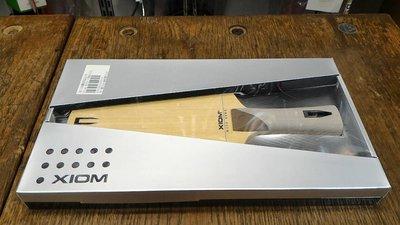 總統桌球(自取可刷國旅卡) XIOM 桌球拍 MusaEuro 7夾 FL 負手板 厚度: 6.0mm