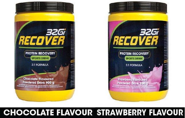 騎跑泳者 - 32Gi 蛋白運動能量飲 900克 (2種口味任選) 含豐富的BCAA,全素可食,贈送1包32Gi能量包