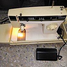 《鑫進行》二手 SINGER 968 勝家牌 縫紉機 針車 電動 插電