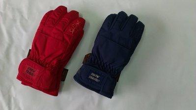SNOW TRAVEL兒童英國防水材質保暖手套 防寒手套 滑雪