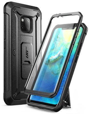 小花精品店-華為HUAWEI Mate 20 Pro手機保護殼帶一體膜可防摔2米支架