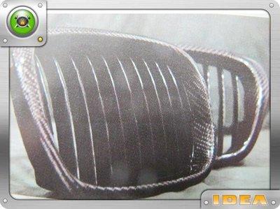 泰山美研社942 BMW E39 國外進口水箱罩*CARBON*