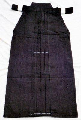 濟武:正藍染純棉劍道裙(師範用級夏日輕量款質優保證)-新品上架