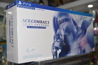 (全新連飛機模型) PS4 PS VR Ace Combat 7 Skies Unknown (亞洲中文限定版The Strangereal Edition)
