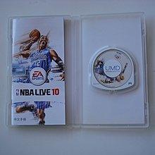 PSP NBA LIVE 10 英文版 勁爆美國職籃 10