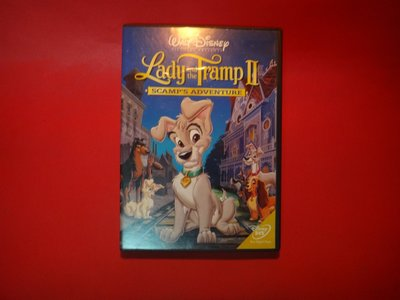 【愛悅二手書坊 19-25】 Lady and the Tramp II: Scamp's Adventure