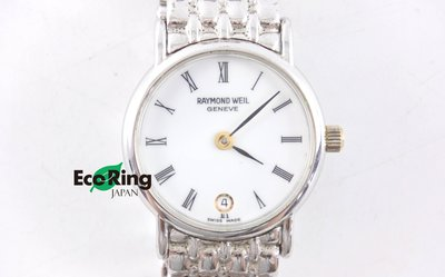 [Eco Ring HK]*Raymond Weil 18k Gold Electroplated 9923* Rank AB -187007383-