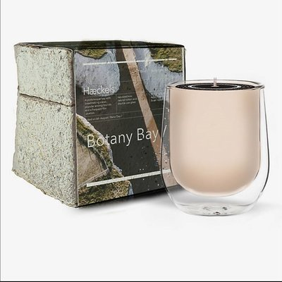 HAECKELS Botany Bay 香氛蠟燭 蠟燭 270g 英國代購