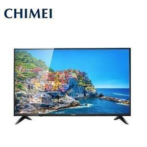 限區配送不安裝smile 家電館 CHIMEI 奇美 43吋FHD低藍光液晶顯示器+視訊盒TL-43A600