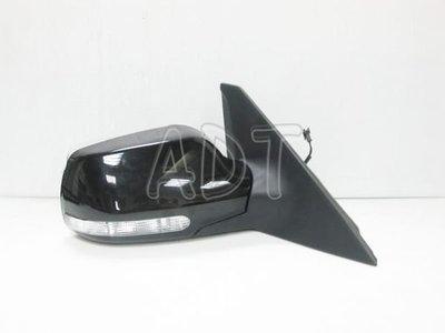 ~~ADT.車燈.車材~~MAZDA 3 馬自達3 馬3 LED方向燈+照地燈後視鏡一組