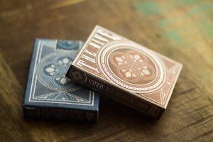 【USPCC 撲克】Hive Playing Cards blue/red