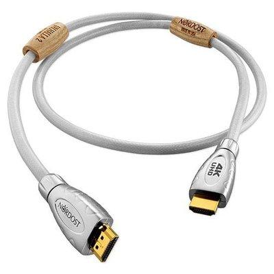 【音逸音響】HDMI 影音數位線.頂級旗艦!》美國 Nordost Valhalla 2 HDMI線 (1米)