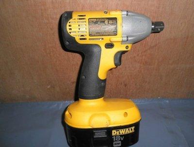 新古優品 美國 得偉 DEWALT DW056主機+電池+充電器
