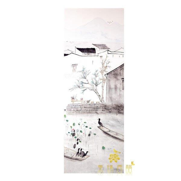 【芮洛蔓 La Romance】手繪絲綢壁紙 ZW01-044 / 壁飾 / 畫飾