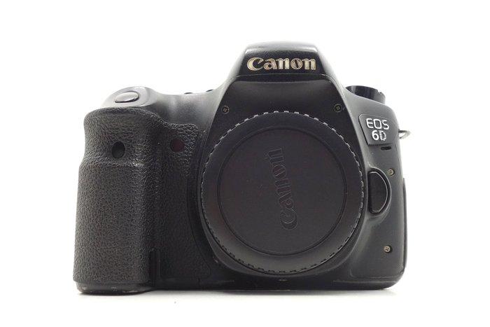 【台中青蘋果】Canon EOS 6D 單機身 二手 單眼相機 全片幅 快門次數約214,994 #30994