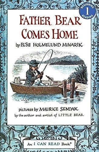 *小貝比的家*FATHER BEAR COMES HOME /L1/平裝/3~6歲/汪培珽英文書單--第二階