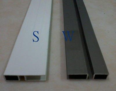 1006 鋁擠型 花格鋁紗窗料 鋁門窗材料 鋁料 鋁材 鋁門窗 紗門 紗窗 DIY 五金