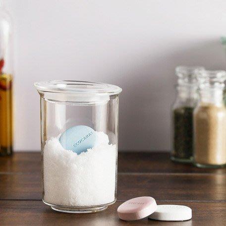[霜兔小舖]日本代購 日本製  ECOCARAT 多孔質陶瓷   鹽 糖 除濕 乾燥塊  調節濕氣