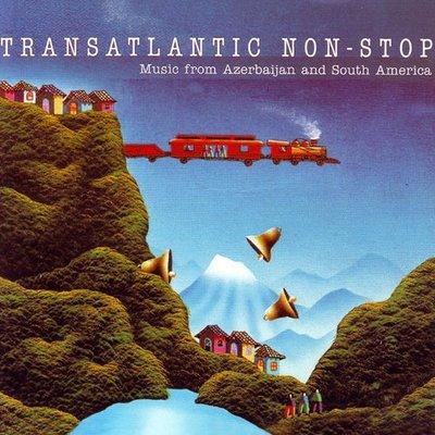 音樂居士*大西洋的另一岸 Transatlantic Non-Stop*CD專輯