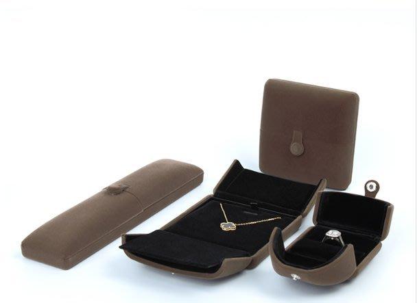 高檔首飾盒飾品收納盒雙開戒指項鏈手鐲手鏈時尚首飾包裝盒子(大套裝盒)_☆找好物FINDGOODS☆