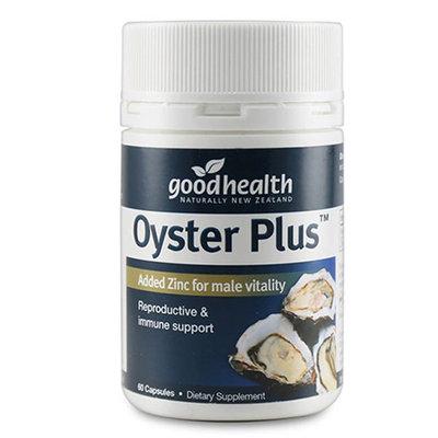 紐西蘭 好健康 牡蠣精 60顆 good health oyster 正品 紐西蘭直航運送
