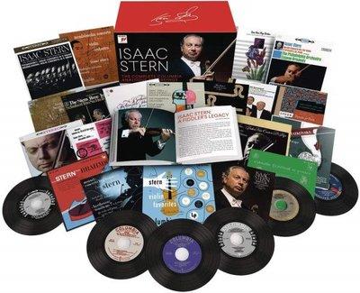 哥倫比亞類比錄音全集 / 史坦 Isaac Stern(75CD)---19439724252