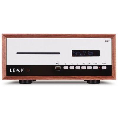 喜龍音響 LEAK CDT CD播放機 (木紋特仕版) 享映公司貨 24期分期零利率實施中
