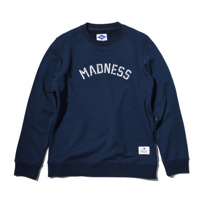 ☆AirRoom☆【現貨】2016AW Madness CREWNECK SWEATER 余文樂 LOGO 3色