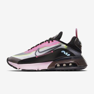 現貨 - Nike Air Max 2090 女鞋 黑粉 氣墊 慢跑鞋 CW4286-100