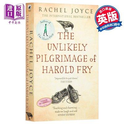 一個人的朝圣 英文原版小說 英文原版書 The Unlikely Pilgrimage Of Harold Fry 喬伊斯蕾秋 暢銷小說 正版圖書