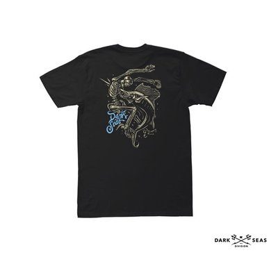 GOODFORIT / 美國Dark Seas Spearhead Premium劍魚纏鬥形象短袖上衣/兩色