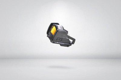 台南 武星級 光控 RMR 內紅點 黑 ( 快瞄 瞄準鏡 狙擊鏡 倍鏡 綠點 紅外線 外紅點 激光 定標器 紅雷射