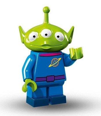 樂高 LEGO 71012 Disney 迪士尼人偶包 單賣一隻Pizza Planet Alien (三眼怪)(現貨)