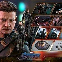 4月27日訂單 鷹眼普通版 Hottoys MMS531 Hawkeye Avengers