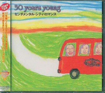 K - Sentimental City Romance - 30 years young - 日版 - NEW