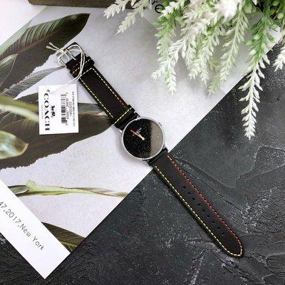 ㊣國際品牌COACH庫㊣COACH 14503033 手錶 11月新款【2件免運】專柜新款手錶 石英女錶 超薄的簡約錶盤