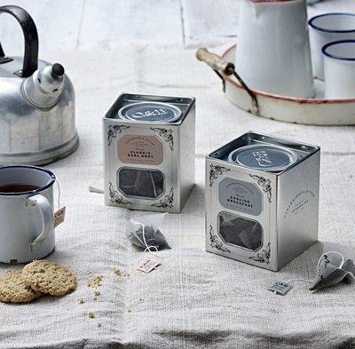 英國Cartwright & Butler 經典茶葉(各式口味)--鐵罐15包入/45g (預購)
