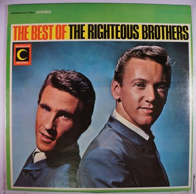 《二手美版黑膠》The Righteous Brothers - The Best Of