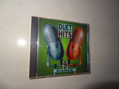 【臻迎福】下標前請先看關於我DUET HITS DANCE9 SHE AIN'T WORTH IT cd光碟(1箱)