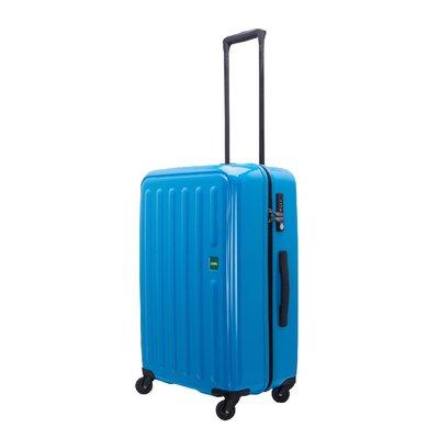 【趣買Cheaper】LOJEL C-F1563 ASCENT拉練箱-藍色(26吋行李箱)(免運)