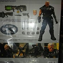 """MEZCO one:12 Cable! 電䌫 着燈6""""1款"""