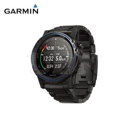 【日大潛水RIDA】GARMIN Descent MK1 GPS潛水電腦錶(鈦金款)