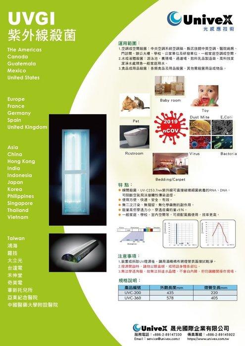 [ 🔥 🔥 🔥即將斷貨] 醫療級 台灣製 UVC紫外線殺菌燈18w  消毒燈 抗新冠狀病毒99%殺菌力